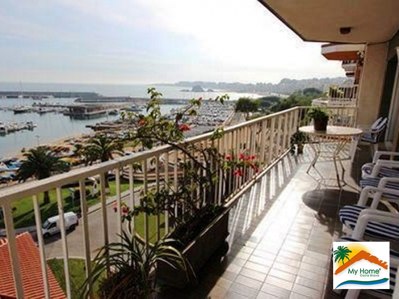 PENTHOUSE-DUPLEX IN BLANES