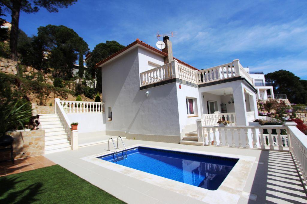 Zu Kaufen, Haus Mit Meerblick, Garage Und Pool. Serra Brava, My Home ...