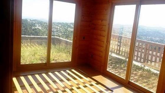 Vendre maison de bois nordique avec vues mer lloret residencial my home - Maison nordique prix ...