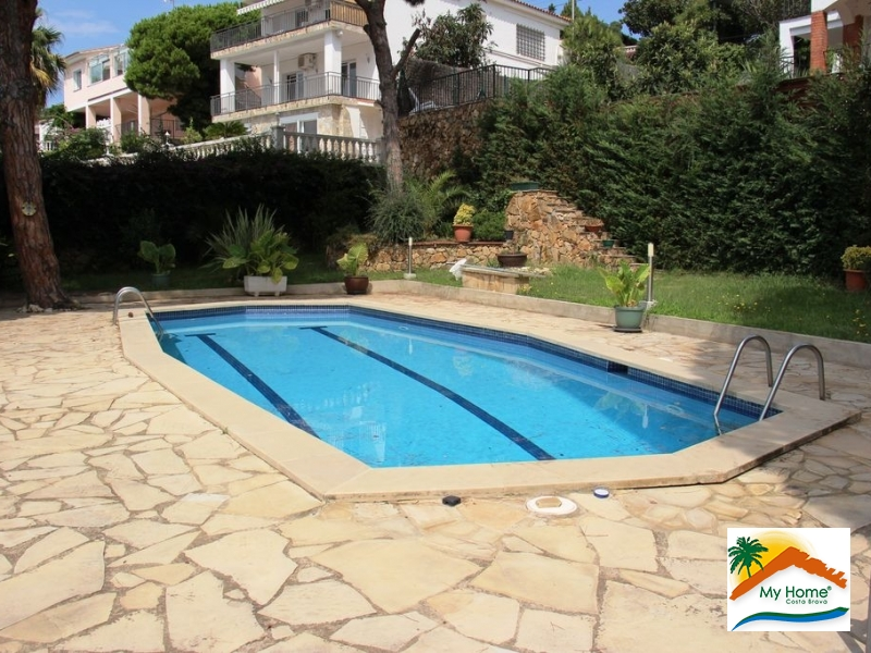 HOUSE WITH SEA VIEW AND POOL IN FONT DE SANT LLORENÇ