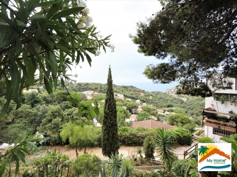 APARTMENT WITH SEA VIEW NEAR THE BEACH OF CALA CANYELLES