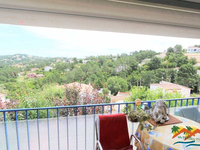 BEAUTIFUL HOUSE WITH PANORAMIC VIEWS, GARDEN AND GARAGE IN LLORET BLAU